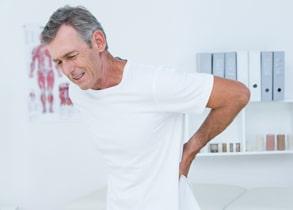 man back pain